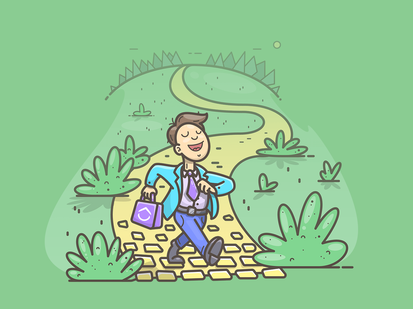 Can Taking a Walk Help You Get More Done?.