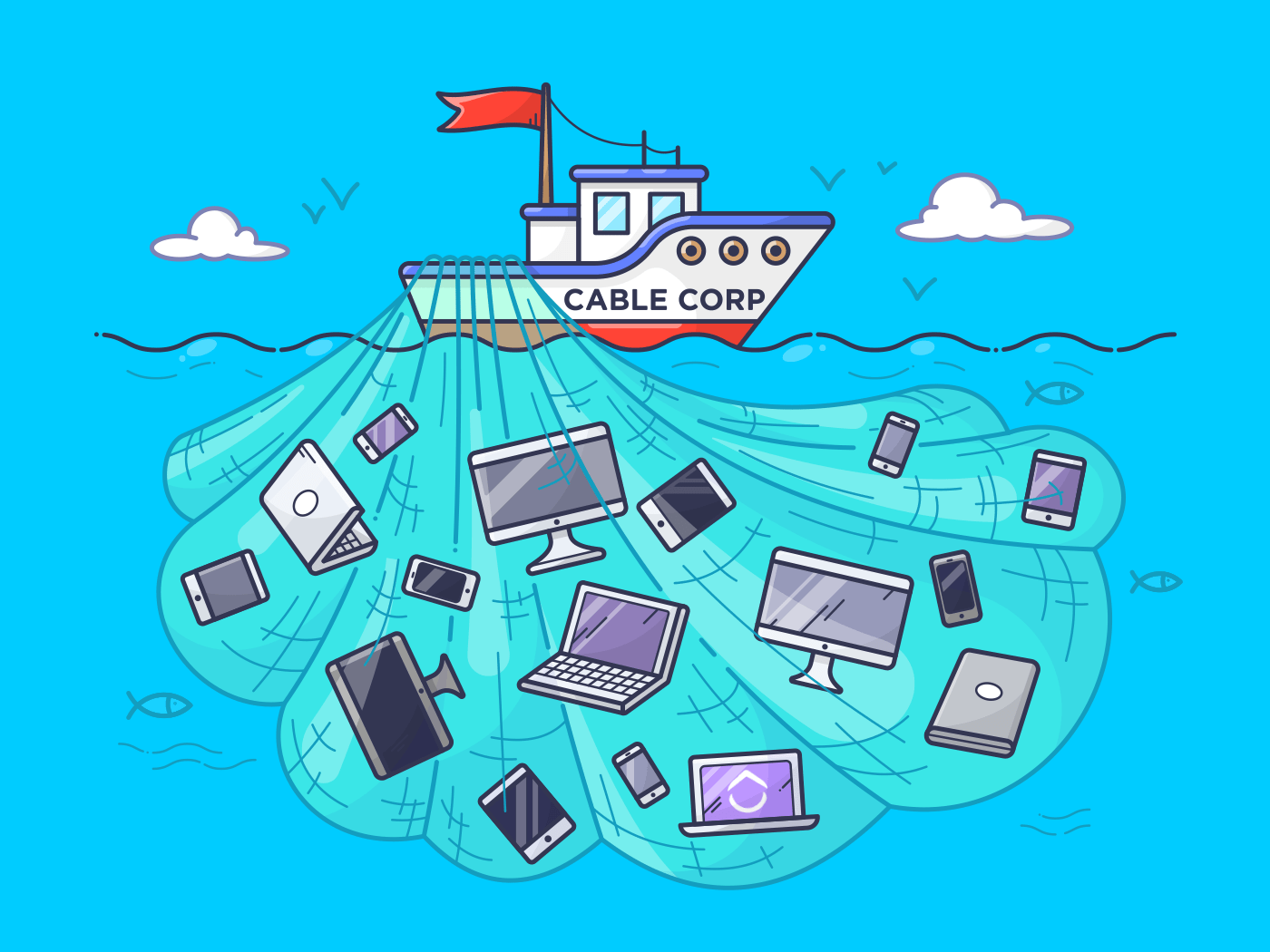 Getting Rid of Net Neutrality?