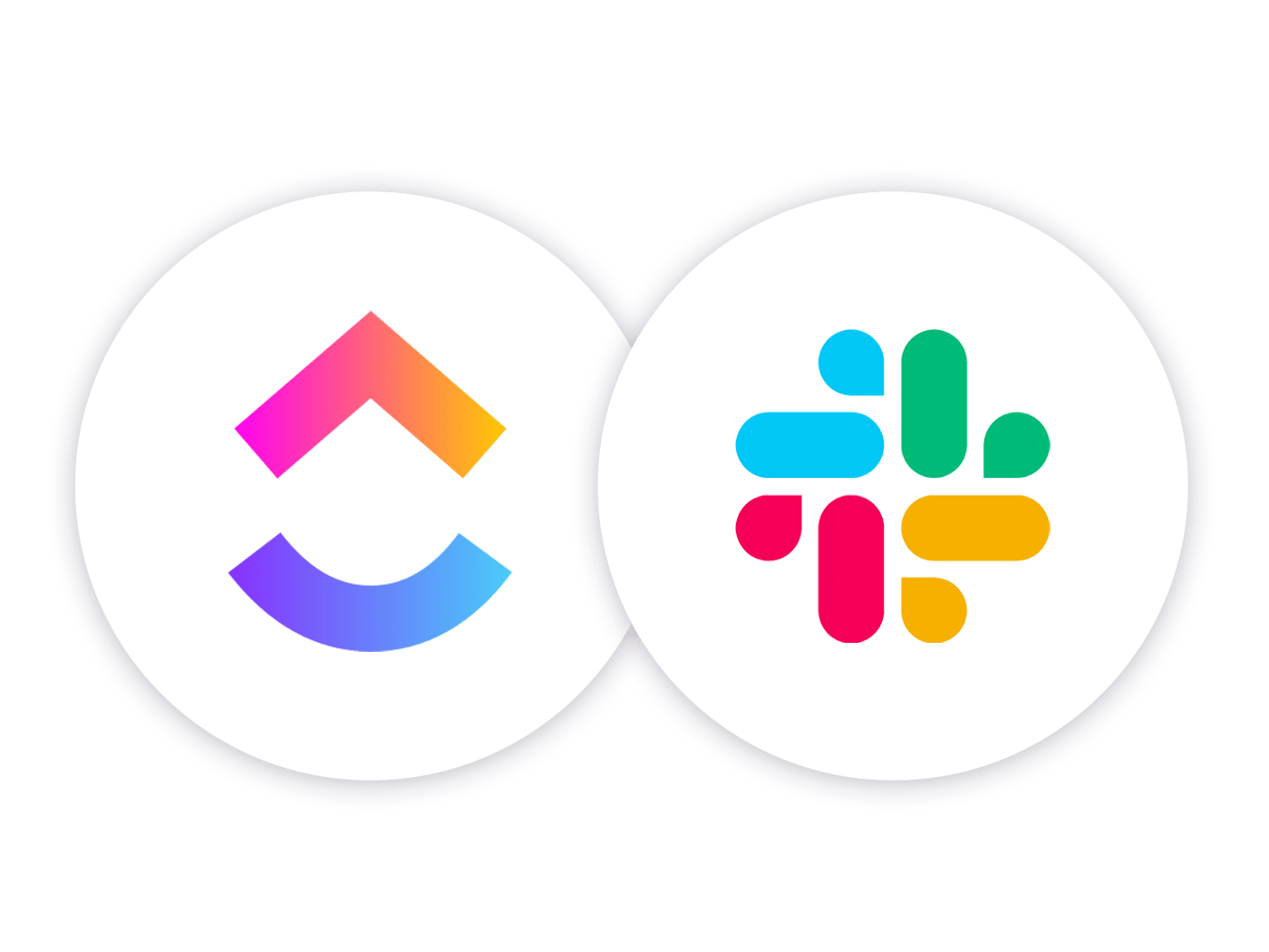 Slack and ClickUp integration
