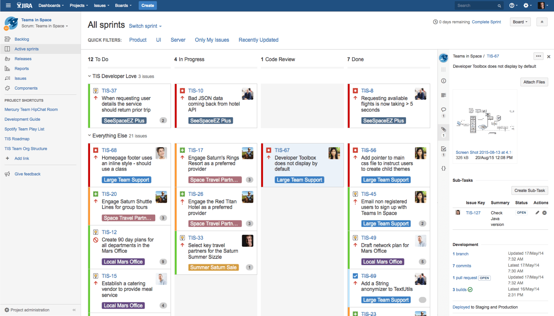 The 11 Best Agile Software Tools For Project Management in