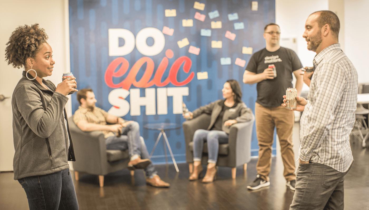 The Adhere Creative Team
