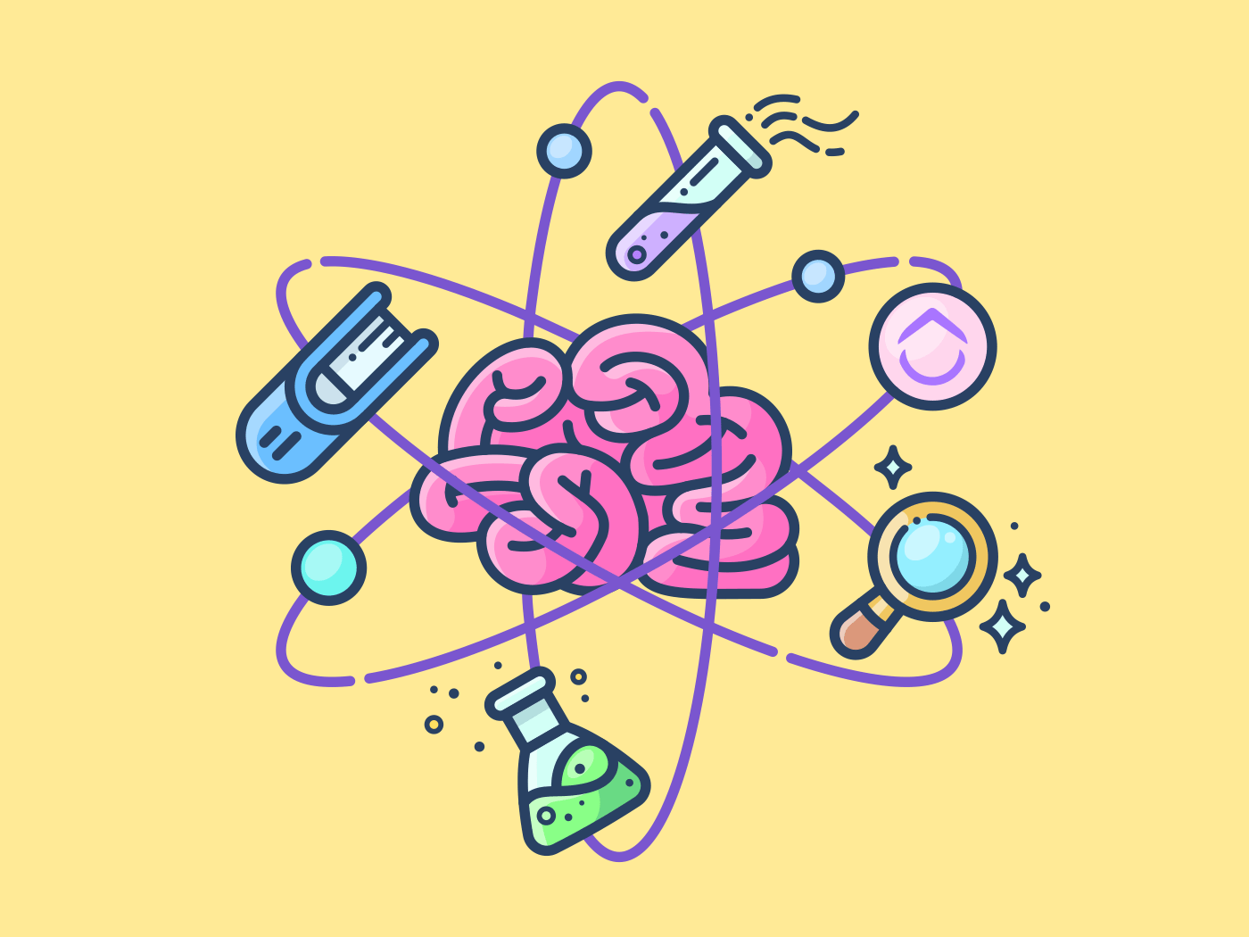 The Science Behind a Productive Mindset