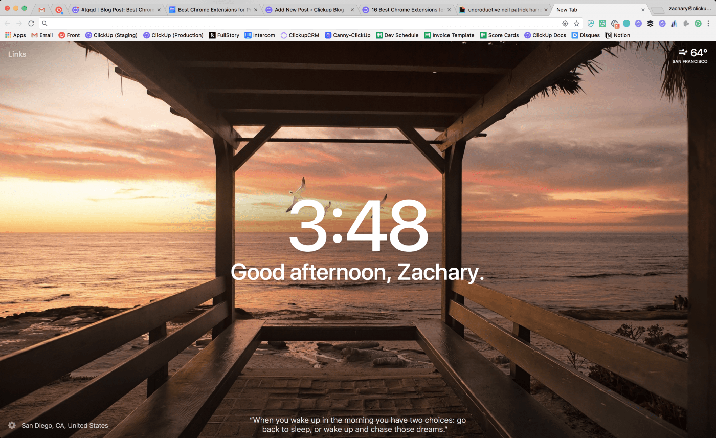 21 Best Chrome Extensions for Productivity in 2019   Clickup