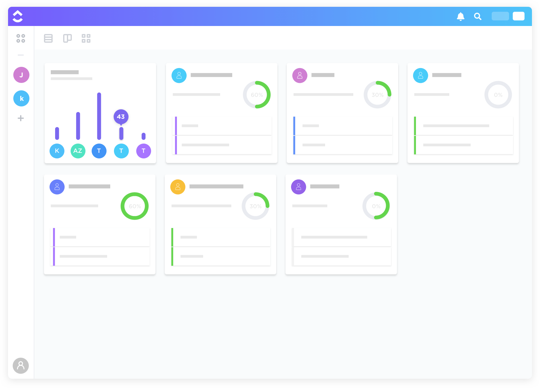 Box View 2.0 in ClickUp