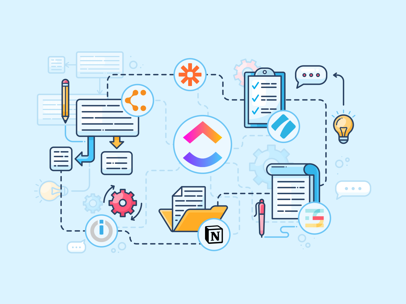 The Best 11 Workflow Apps To Improve Your Project Management