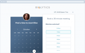 hubspot free scheduling software