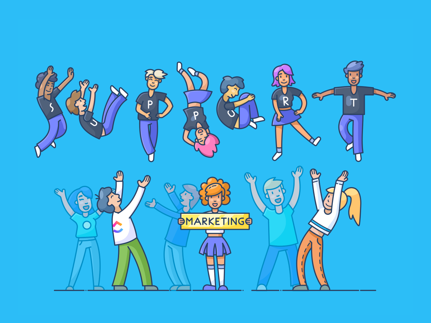 How Marketing and Customer Support Teams Can Work Together Better
