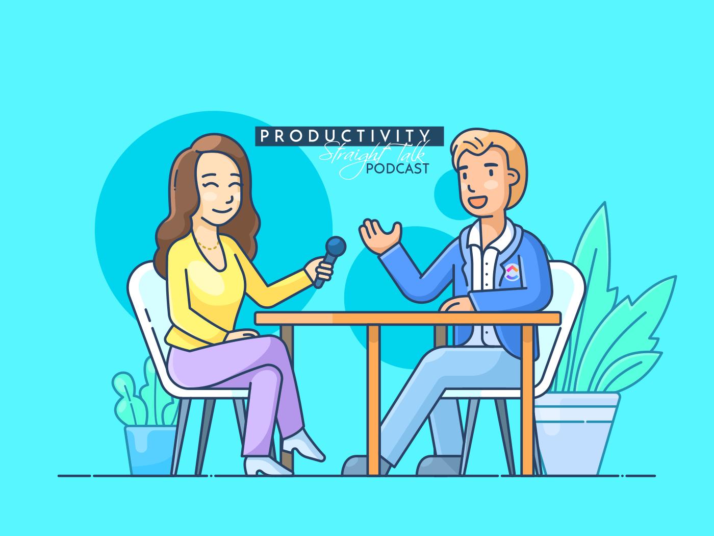 Productivity Straight Talk: ClickUp Unveiled.