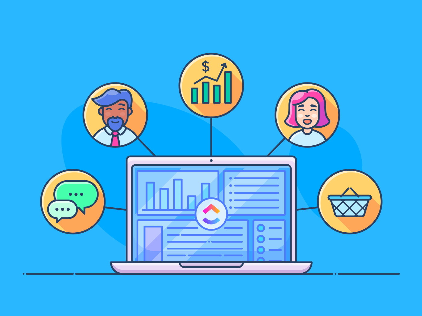 How to Create Your Own CRM in ClickUp
