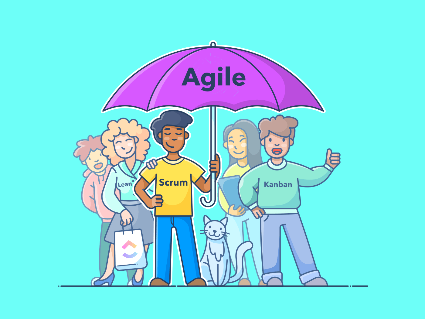 Understanding The Differences between Agile and Scrum.