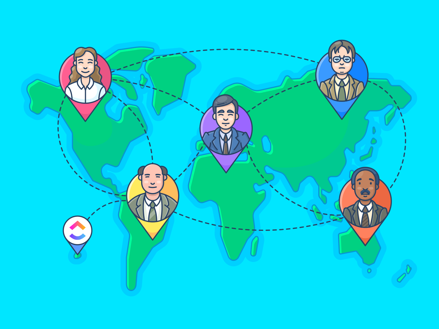 The 7 Key Benefits of Virtual Teams (2021)