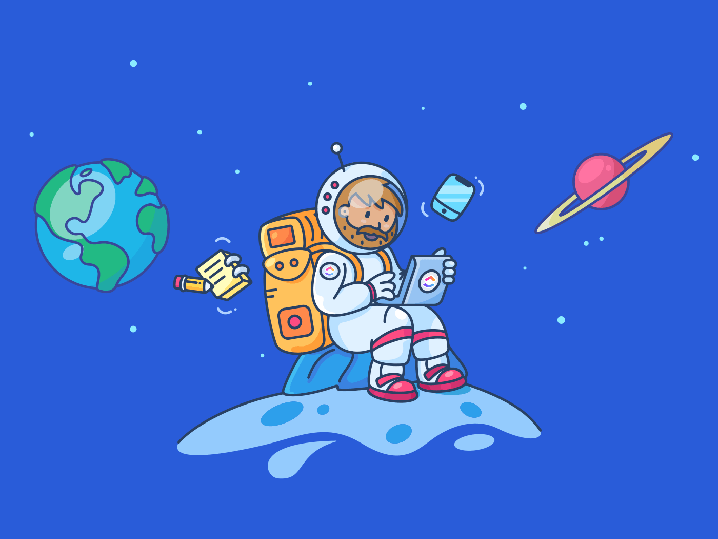 How Workplaceless Stays Connected and Productive as a Remote Team with ClickUp
