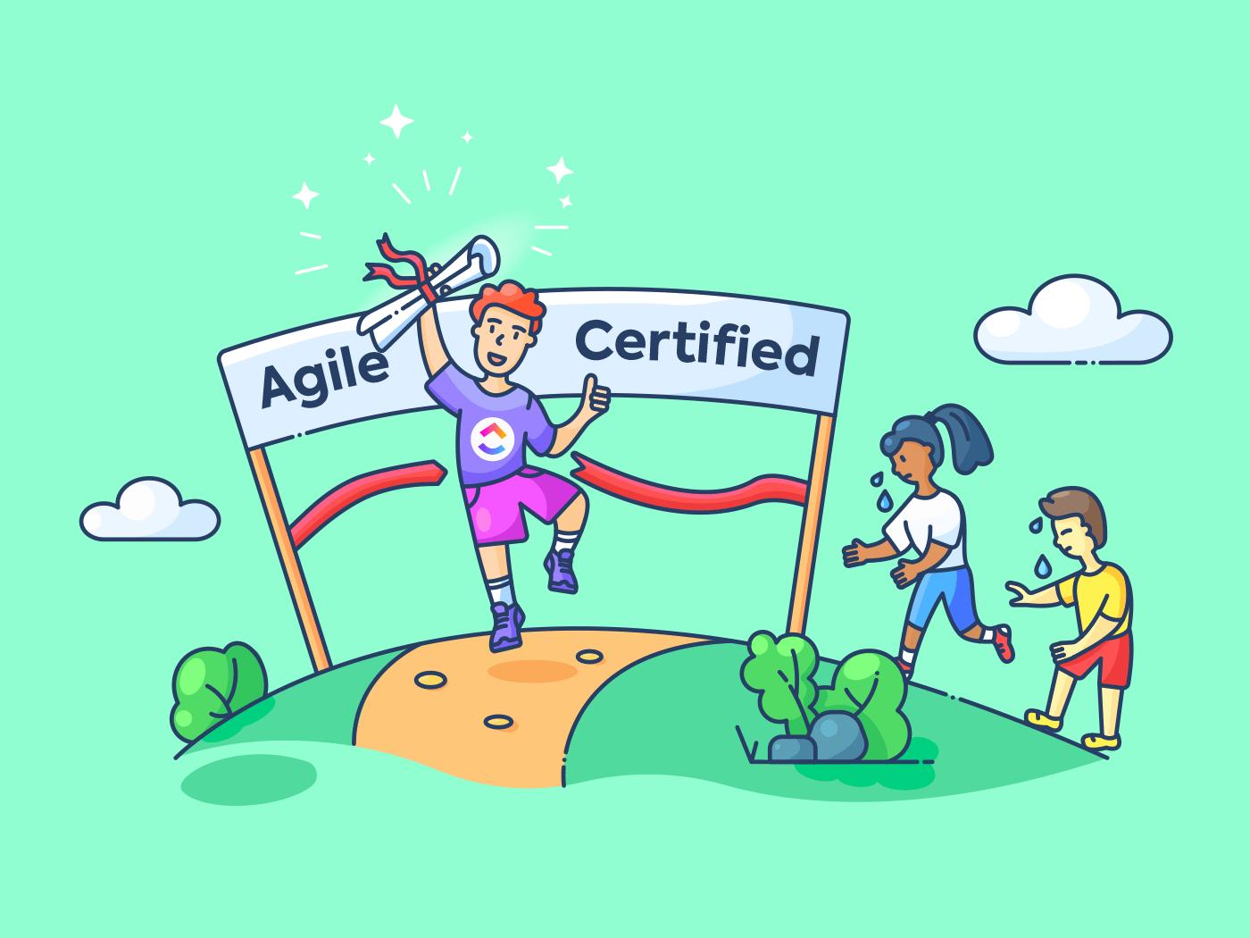 Top 7 Agile Project Management Certifications (2021).