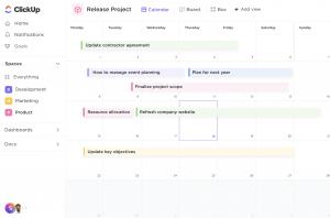 calendar view 3.0