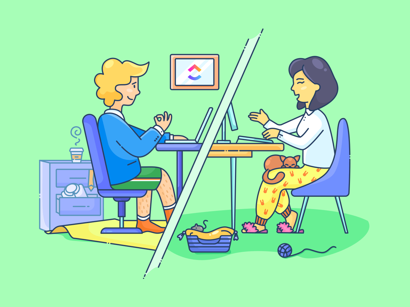 6 Tips to Boost Remote Team Productivity With Daily Stand-Ups.