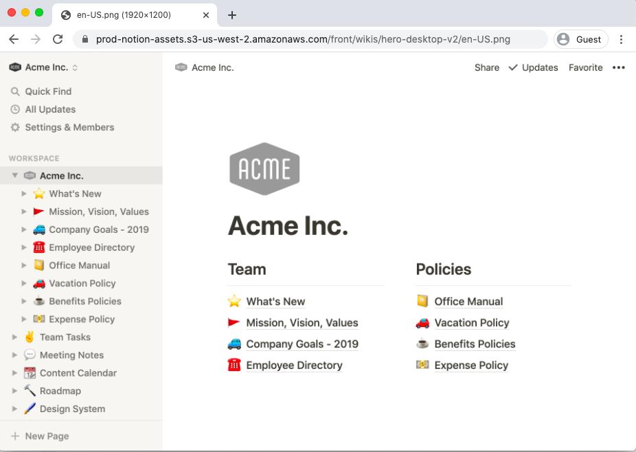 acme image