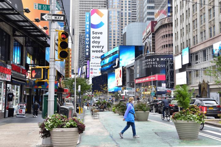 New York, New York clickup
