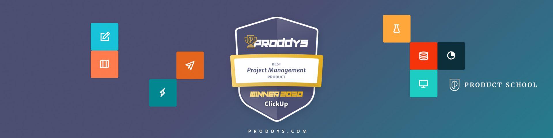 proddy award