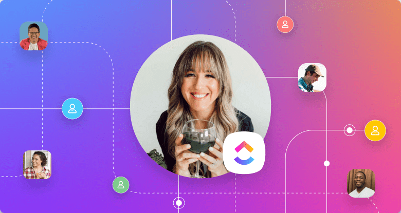 Samantha Peterson: How I Organize My Digital Space with ClickUp Dashboards