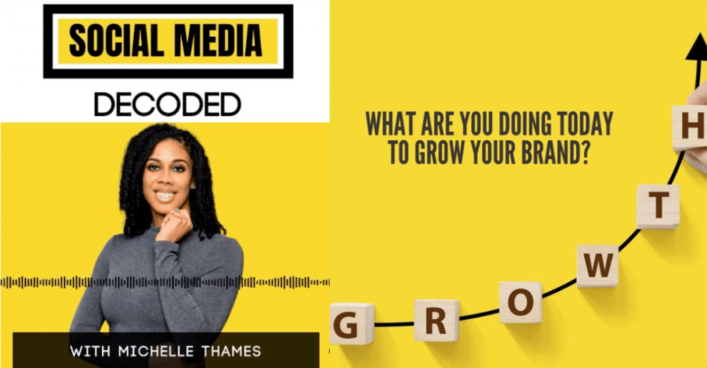 Michelle Thames social media marketing strategies