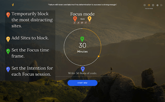 win the day chrome extension