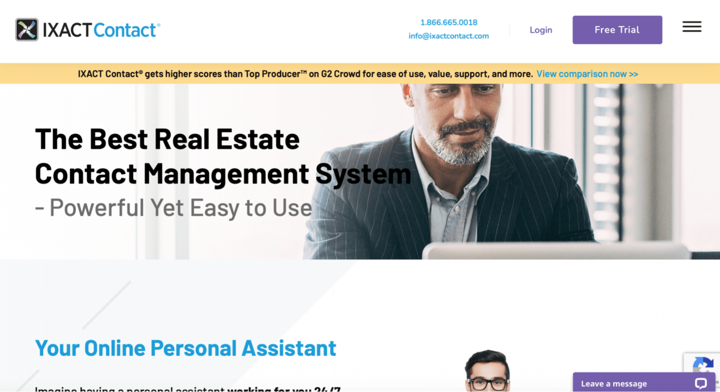 IXACT homepage