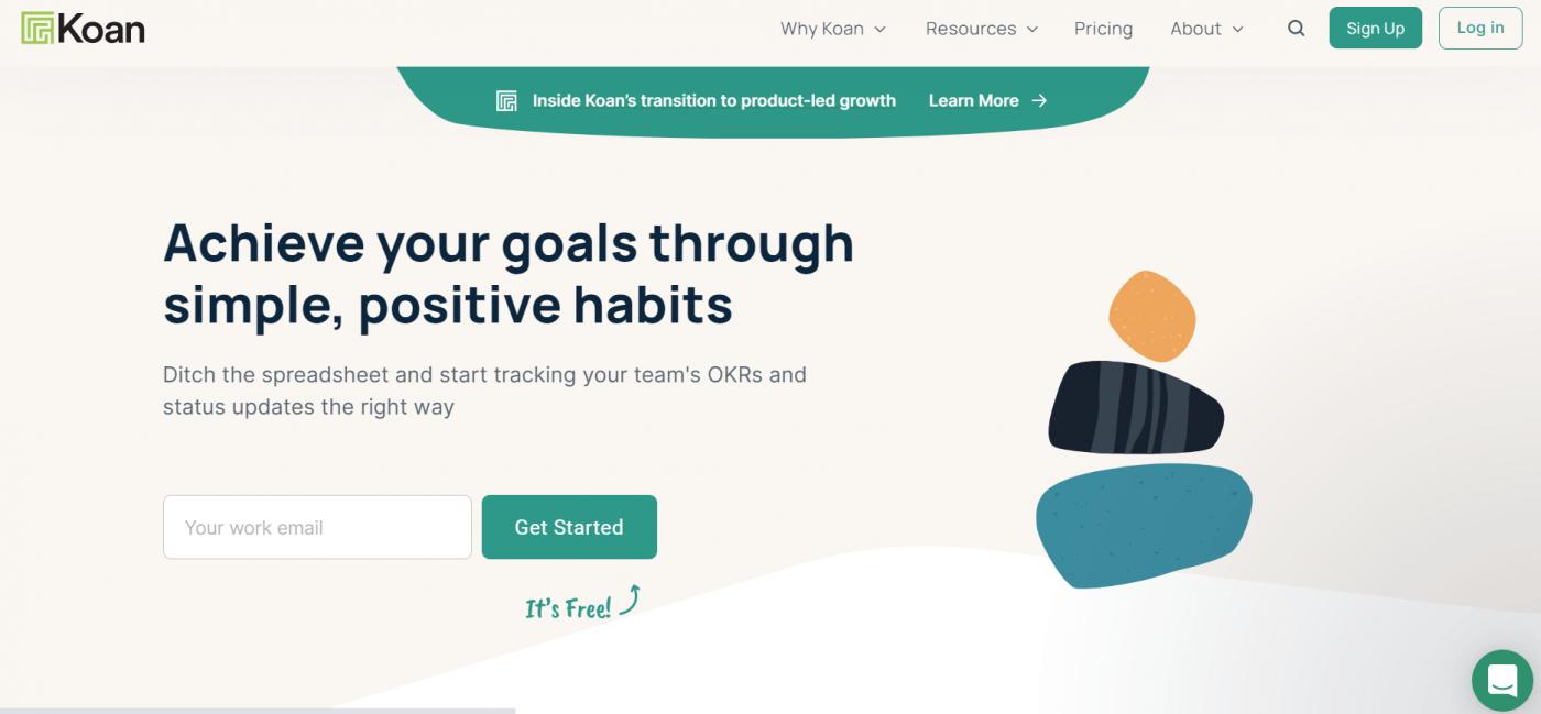 Kian home page