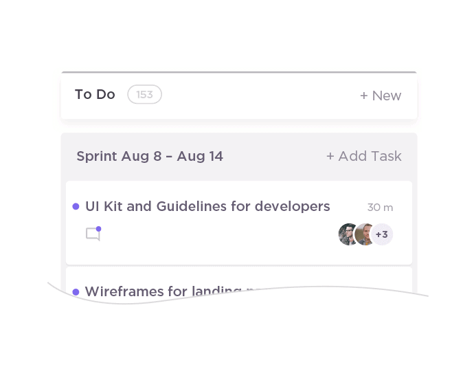 Board View is the go-to view for agile teams