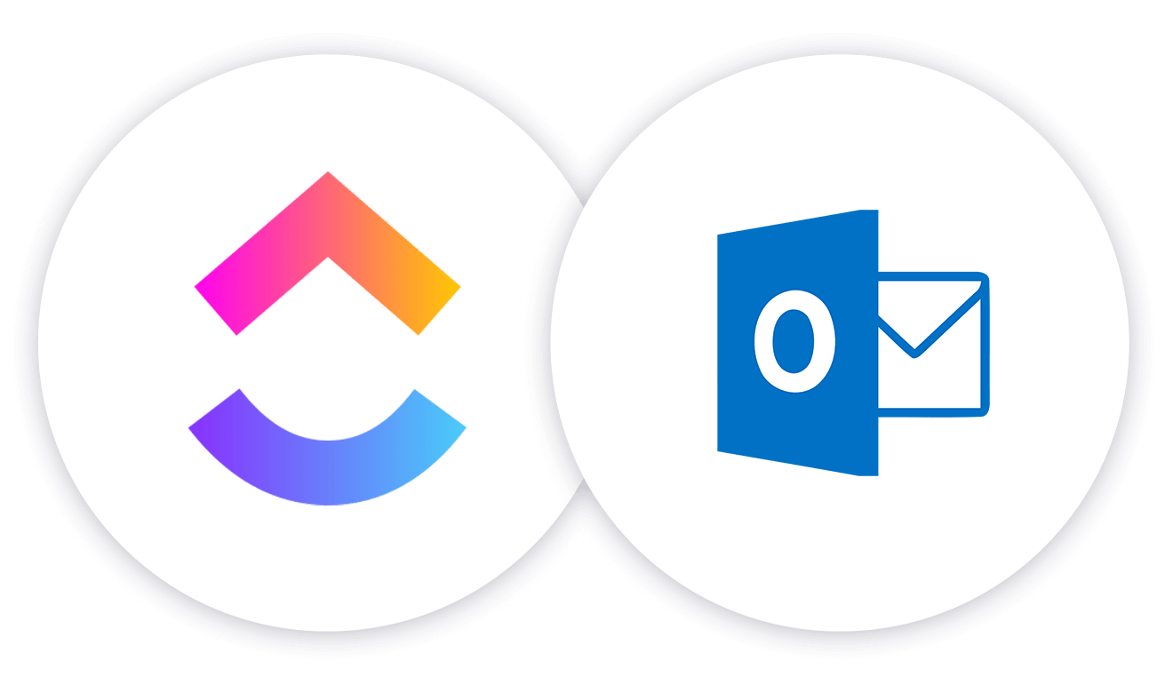 ClickUp in Outlook